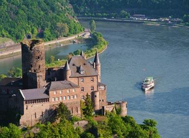 Alemania: Oferta Puente Diciembre Crucero Fluvial 5* Mercadillos Navideños Rhin (Alemania)