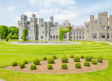 Viajes Semana Blanca 2017 Irlanda Al Completo  Alojamiento en Castillos