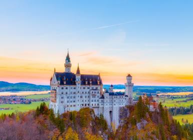 Alemania: Ruta en Coche por la Región de Baviera I