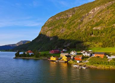Viaje Fly and Drive Noruega Al Completo A Tu Aire