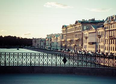 Circuitos 2017 Rusia: San Petersburgo, Moscú y Anillo de Oro A Fondo Plus (Tren nocturno)