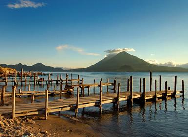 Guatemala, El Salvador y Nicaragua: Guatemala, Suchitoto y Nicaragua