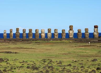 Chile: Santiago, Atacama e Isla de Pascua