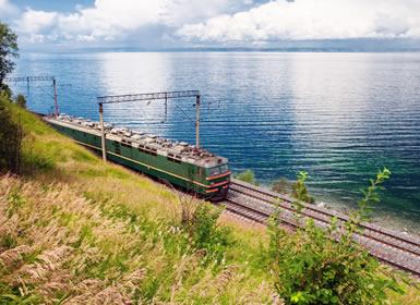 Rusia: Transiberiano del Kremlin al Lago Baikal