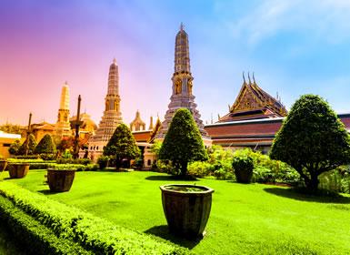 Circuitos por Tailandia 2017: Bangkok