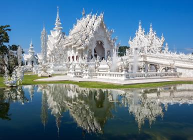 Tailandia: Ruta Norte y Koh Samui Al Completo
