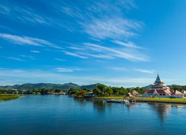Circuitos Tailandia 2017:: Del Río Kwai al Triángulo de Oro