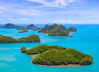 Viajes Playas de Tailandia 2017: Circuito Tailandia Norte y la Isla de Koh Samui