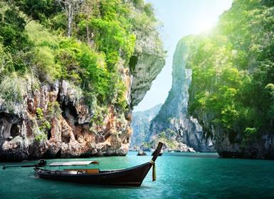 Viajes Playas de Tailandia 2017: Circuito Tailandia Naturaleza Norte y Costas de Krabi