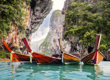 Viajes por Tailandia y Asia 2017: Tour Tailandia Naturaleza Norte y Playas de Phuket