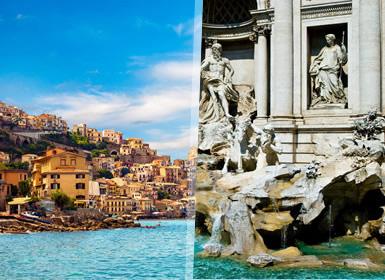 Sicilia: Sicilia, Roma y Sur de Italia