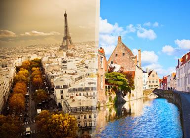 Viajes Semana Blanca 2017 París y Países Bajos Esencial