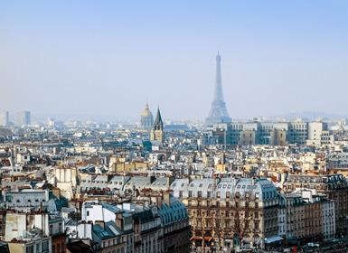 Viajes Francia, Italia, Inglaterra 2017: Combinado Londres, París y Roma en avión