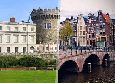 Dublín, Londres y Países Bajos A Fondo