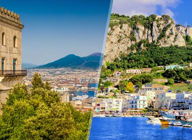 Circuitos Italia: Nápoles y Capri
