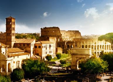 Circuitos Italia: De Milán a Nápoles y Capri