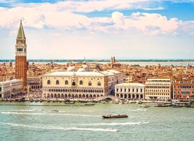 Circuitos Italia: De Venecia a Roma