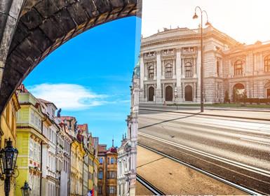 Viajes Semana Blanca 2016 Praga, Budapest y Viena Al Completo
