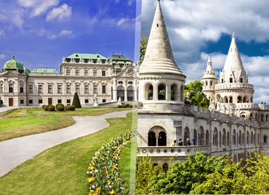 Praga, Budapest y Viena Al Completo A Tu Aire