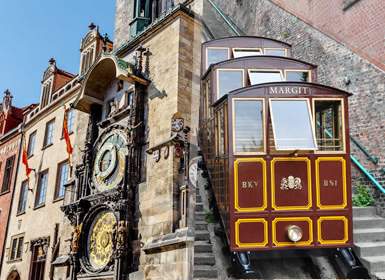 Viajes Semana Blanca 2017 Praga, Budapest y Viena Esencial