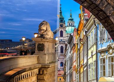 Circuito Praga Viena y Budapest