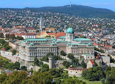 Centroeuropa: Budapest y Praga en tren