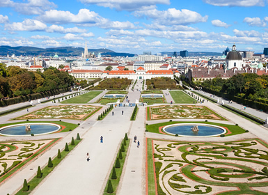 Centroeuropa: Budapest, Viena y Praga en tren