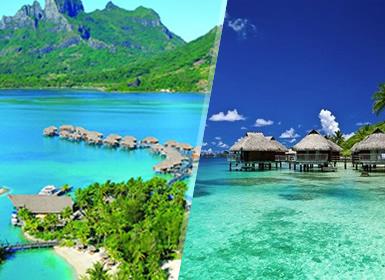 Grandes Viajes de Novios 2017 Polinesia Francesa: Tahití y Bora Bora
