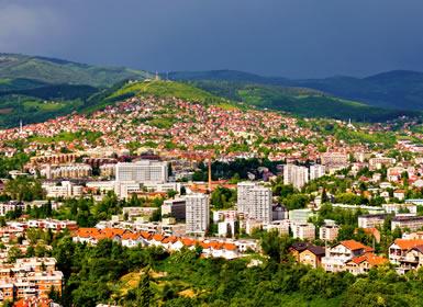 Tours Croacia, Eslovenia, Adriático, Bosnia-Herzegovina 2017: Circuito por Croacia, Bosnia y Eslovenia