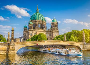Centroeuropa: Berlín, Praga, Viena y Polonia