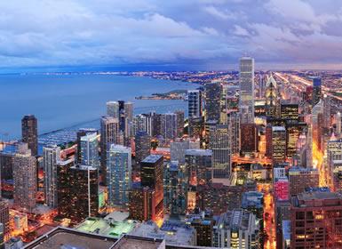 EEUU: De Chicago a Washington