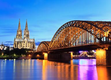 Viajes organizados por Europa en Alemania A Fondo Todo Incluido