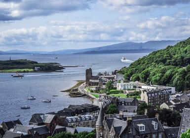 Reino Unido: Escocia Al Completo desde Edimburgo