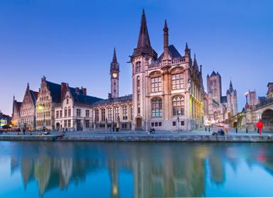 Tours por Europa 2017 Holanda y Bélgica Al Completo Plus