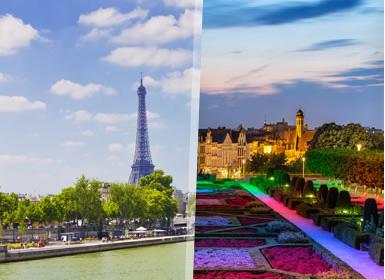 Viajes Holanda, Francia y Bélgica 2017: Circuito Single París, Países Bajos