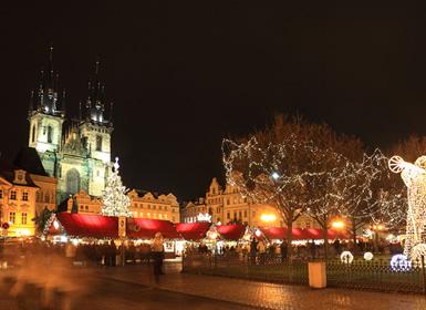República Checa: Praga, Balnearios, Castillos de Bohemia y Moravia