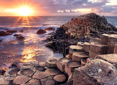 Irlanda: De Dublín a Belfast