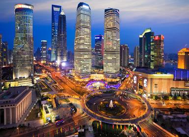 Circuitos China 2017: Escapada a Shanghai