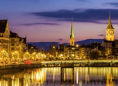 Suiza: Especial Puente Diciembre Encantos Navideños en Suiza