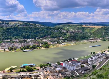 Alemania: Especial Fin de Año Crucero Fluvial 5* Lujo por el Rhin