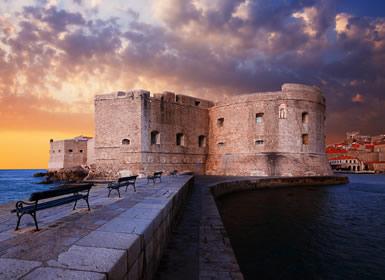 Circuitos Croacia 2017: Escpaada Dubrovnik con visita
