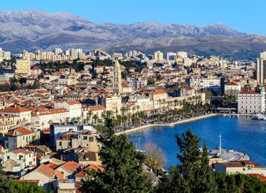 Circuitos Croacia 2017: Escapada Split con visita