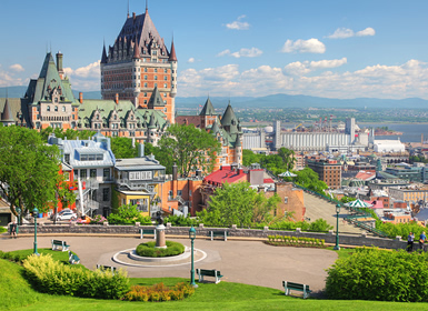 Canadá: Fly and Drive Norte y Sur de Canadá