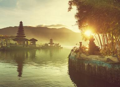 Viajes de novios baratos en Indonesia: Bali y Gili Trawangan