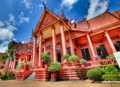 Combinado: Vietnam con Delta del Mekong y Camboya