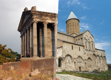 Europa del Este: Armenia y Georgia