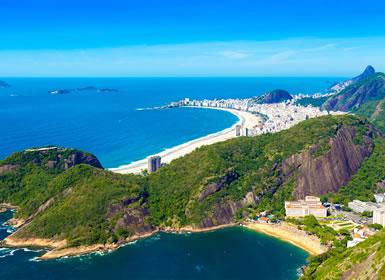 Brasil: Colores de Brasil