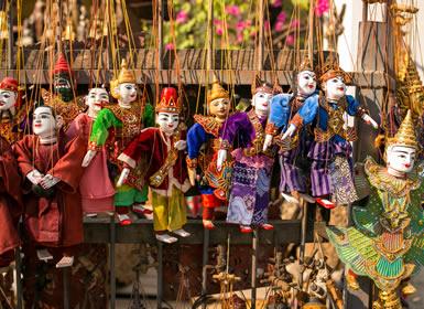 Myanmar: De Mandalay a Yangon a Tu Aire