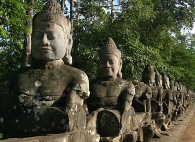 Camboya: Phnom Penh - Battambang - Siem Reap