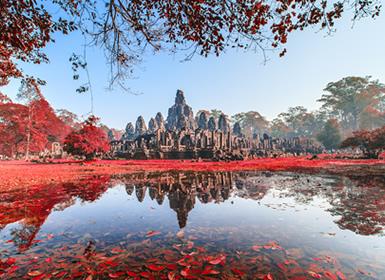 Camboya: De Phnom Penh a Sihanoukville